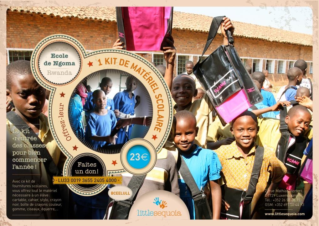 MEP kit materiel scolaire